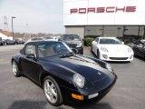 1998 Porsche 911 Black