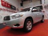 2010 Classic Silver Metallic Toyota Highlander V6 4WD #62377838