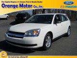 2005 White Chevrolet Malibu Maxx LS Wagon #62377527