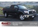 2012 Black Toyota Tundra Double Cab 4x4 #62377167