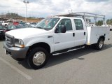 2004 Ford F450 Super Duty XL Regular Cab Chassis Utility Data, Info and Specs