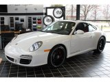 2012 Carrara White Porsche 911 Carrera 4 GTS Coupe #62377767