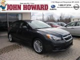 2012 Dark Gray Metallic Subaru Impreza 2.0i Premium 5 Door #62434467