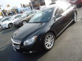 2012 Black Granite Metallic Chevrolet Malibu LTZ #62434184