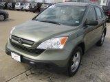 2008 Green Tea Metallic Honda CR-V LX 4WD #62434444