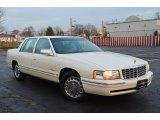 1997 White Diamond Cadillac DeVille Sedan #62434151