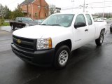 2012 Chevrolet Silverado 1500 Work Truck Extended Cab 4x4 Data, Info and Specs