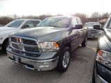 2012 Mineral Gray Metallic Dodge Ram 1500 SLT Quad Cab 4x4 #62434420