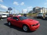 2007 Torch Red Ford Mustang GT Premium Coupe #62434132