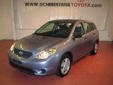2007 Cosmic Blue Metallic Toyota Matrix  #62434692