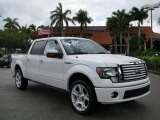 2011 Ford F150 Limited SuperCrew 4x4