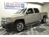 2007 Chevrolet Silverado 1500 Crew Cab Data, Info and Specs
