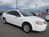 2007 Summit White Chevrolet Cobalt LS Coupe #62434384