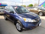 2011 Royal Blue Pearl Honda CR-V SE 4WD #62434080