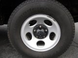 Dodge Ram Van 2003 Wheels and Tires