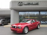 2006 Redfire Metallic Ford Mustang GT Premium Coupe #62434376