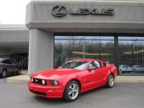 2006 Torch Red Ford Mustang GT Premium Coupe #62434374