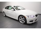 2012 Alpine White BMW 3 Series 335i Coupe #62434341