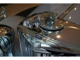 Jaguar Mark IV 1947 Badges and Logos