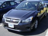 2012 Dark Gray Metallic Subaru Impreza 2.0i 4 Door #62433992