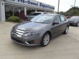 2010 Sterling Grey Metallic Ford Fusion SEL #62434315