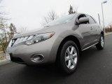 2009 Platinum Graphite Metallic Nissan Murano S AWD #62434581