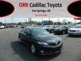 2012 Attitude Black Metallic Toyota Camry SE #62434298