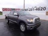 2012 Magnetic Gray Metallic Toyota Tundra Platinum CrewMax 4x4 #62434285