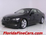 2007 Black Sapphire Metallic BMW 3 Series 335i Coupe #543906