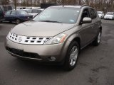 2003 Polished Pewter Metallic Nissan Murano SL AWD #62433944