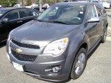 2012 Graystone Metallic Chevrolet Equinox LTZ #62433940