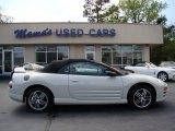 2003 Dover White Pearl Mitsubishi Eclipse Spyder GTS #62434269