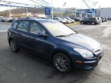 2012 Indigo Night Blue Hyundai Elantra GLS Touring #62433924