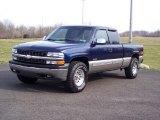 1999 Chevrolet Silverado 1500 Indigo Blue Metallic