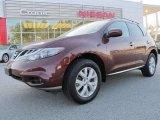 2011 Merlot Nissan Murano SV AWD #62434256