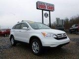 2011 Taffeta White Honda CR-V EX-L 4WD #62434519
