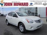2012 Pearl White Nissan Rogue S Special Edition AWD #62434475