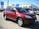 2007 Tango Red Pearl Honda CR-V EX-L 4WD #6217786