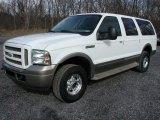 2005 Oxford White Ford Excursion Eddie Bauer 4x4 #62491241