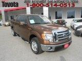 2011 Golden Bronze Metallic Ford F150 XLT SuperCrew #62491070