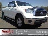 2011 Super White Toyota Tundra Double Cab #62491145