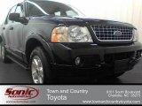 2003 Black Ford Explorer Limited #62491139