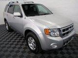 2009 Brilliant Silver Metallic Ford Escape Limited #62491137