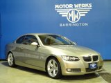 2009 Platinum Bronze Metallic BMW 3 Series 335i Convertible #62491042