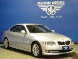2011 Titanium Silver Metallic BMW 3 Series 328i Convertible #62491039
