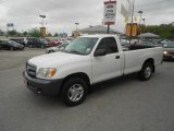 2003 Toyota Tundra Regular Cab Data, Info and Specs