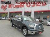2010 Slate Gray Metallic Toyota Tundra Limited CrewMax 4x4 #62507973