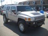 2009 Boulder Gray Metallic Hummer H3  #62508008