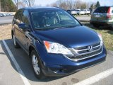 2010 Royal Blue Pearl Honda CR-V EX-L AWD #62507944
