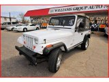 1993 Jeep Wrangler Bright White